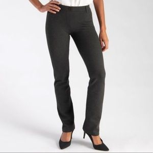 Straight Leg Classic Charcoal Betabrand Pants